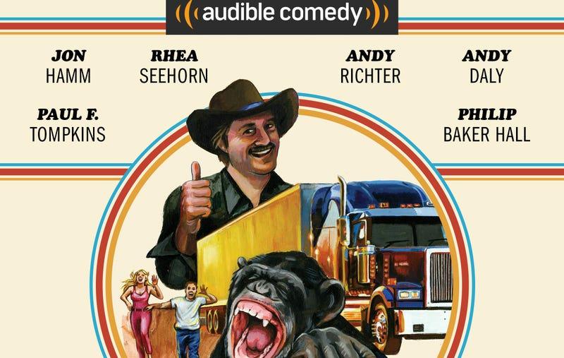 Stinker Lets Loose cover art via Audible