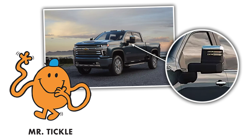 Illustration for article titled I Know We've Been Dunking on the 2020 Chevy Silverado HD a Lot Here But Come On