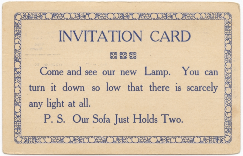 Young People Used These Absurd Little Cards to Get Laid in the ...