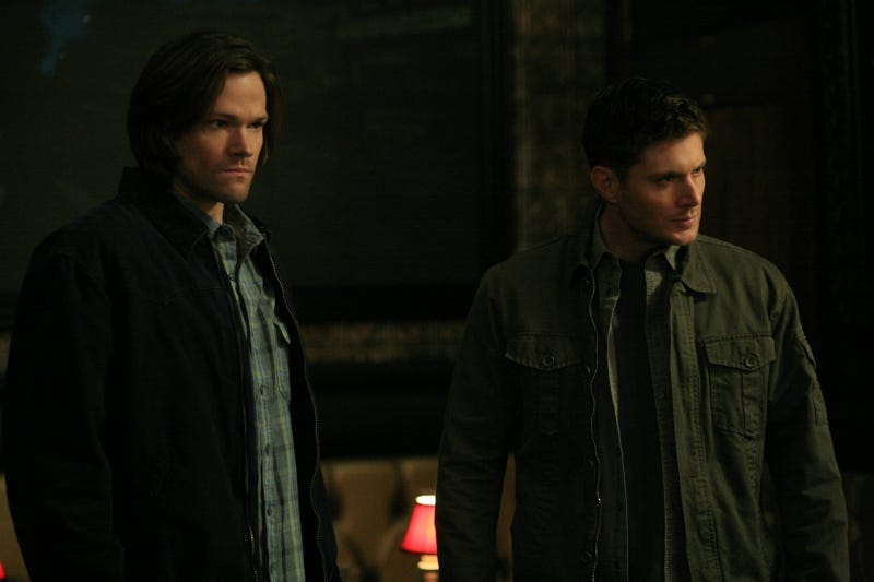 Illustration for article titled Supernatural Episode 8.15 Promo Photos