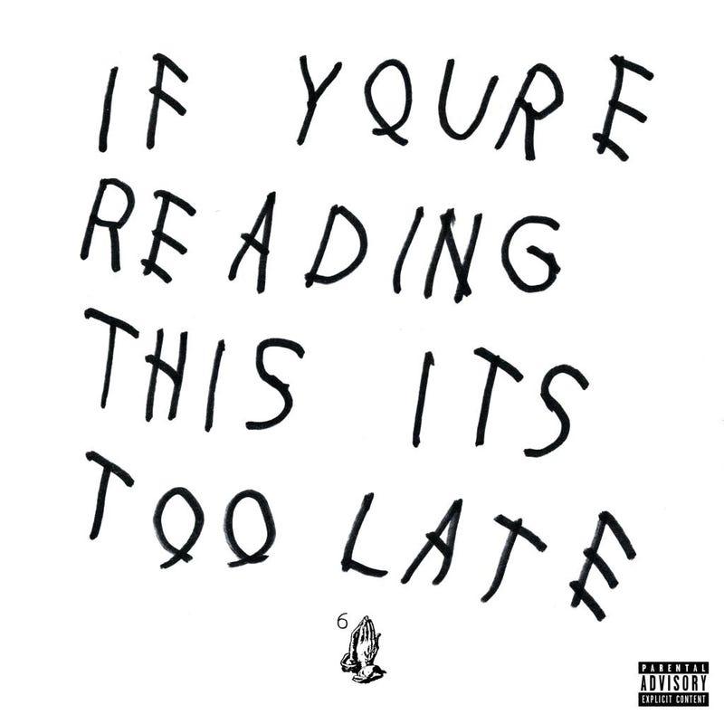 Illustration for article titled Mixtape Drake Is My Favorite Drake