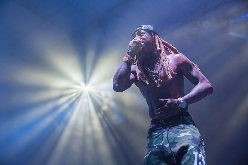 Lil WayneRick Kern/Getty Images for Bud Light