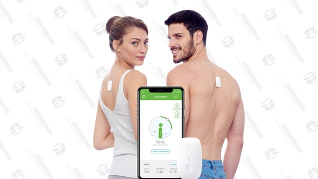 Invest in Future You in Exchange for a Little Annoyance Now With 30% off an Upright GO 2 Posture Trainer