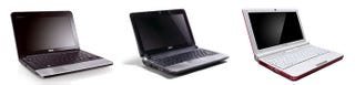 Illustration for article titled AT&T Rolls Out Barely-Subsidized Acer, Dell, Lenovo Netbooks Across the Country