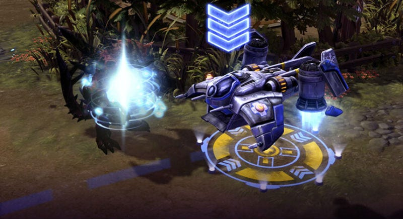 Illustration for article titled Sneak Attack In Heroes of the Storm Goes Horribly Wrong