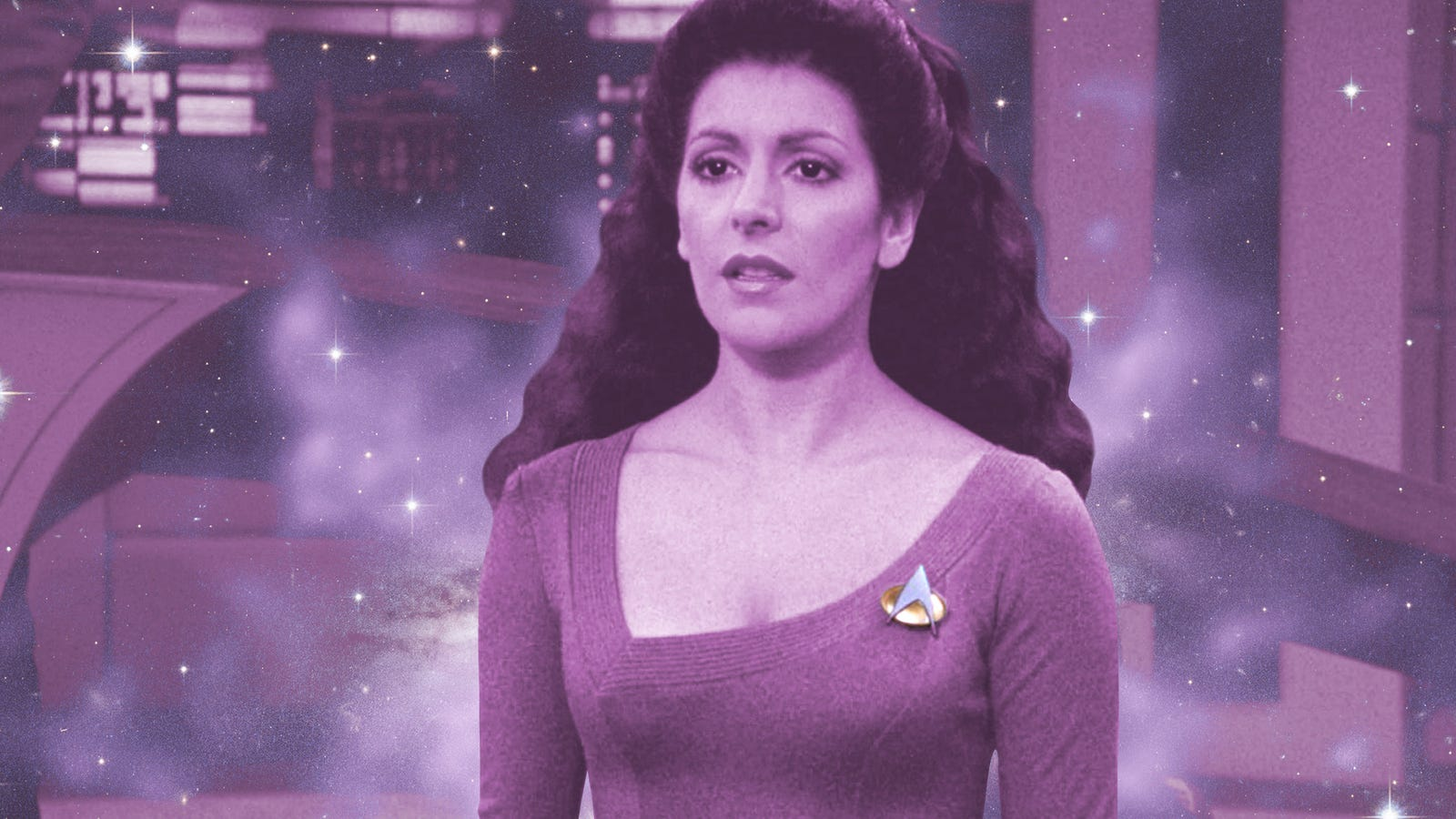 Marina Sirtis On Whipping Faye Dunaway And Almost Being -2464