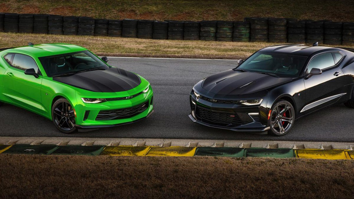 The Camaro 1LE Performance Pack Will Be The Best V6 Muscle Car You ...