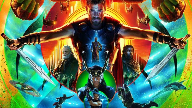 Illustration for article titled Todas las cosas que necesitas recordar antes de ir a ver Thor: Ragnarok