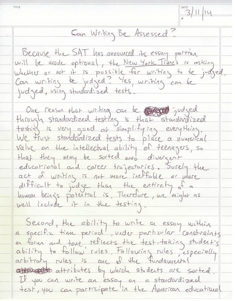 Best college application essay 5 paragraphs