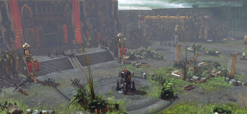 Illustration for article titled Dawn Of War II Gets New Map, Patch