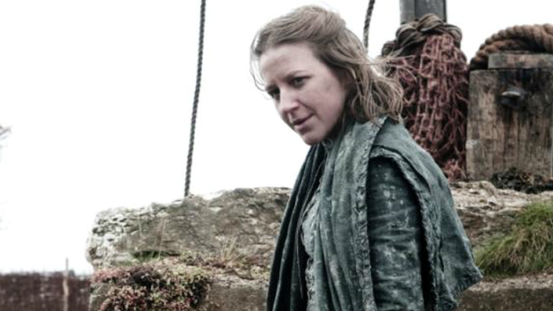 Gemma Whelan nearly lost Game of Thrones role