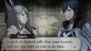 Illustration for article titled This Is What Romance Looks Like In Fire Emblem: Awakening