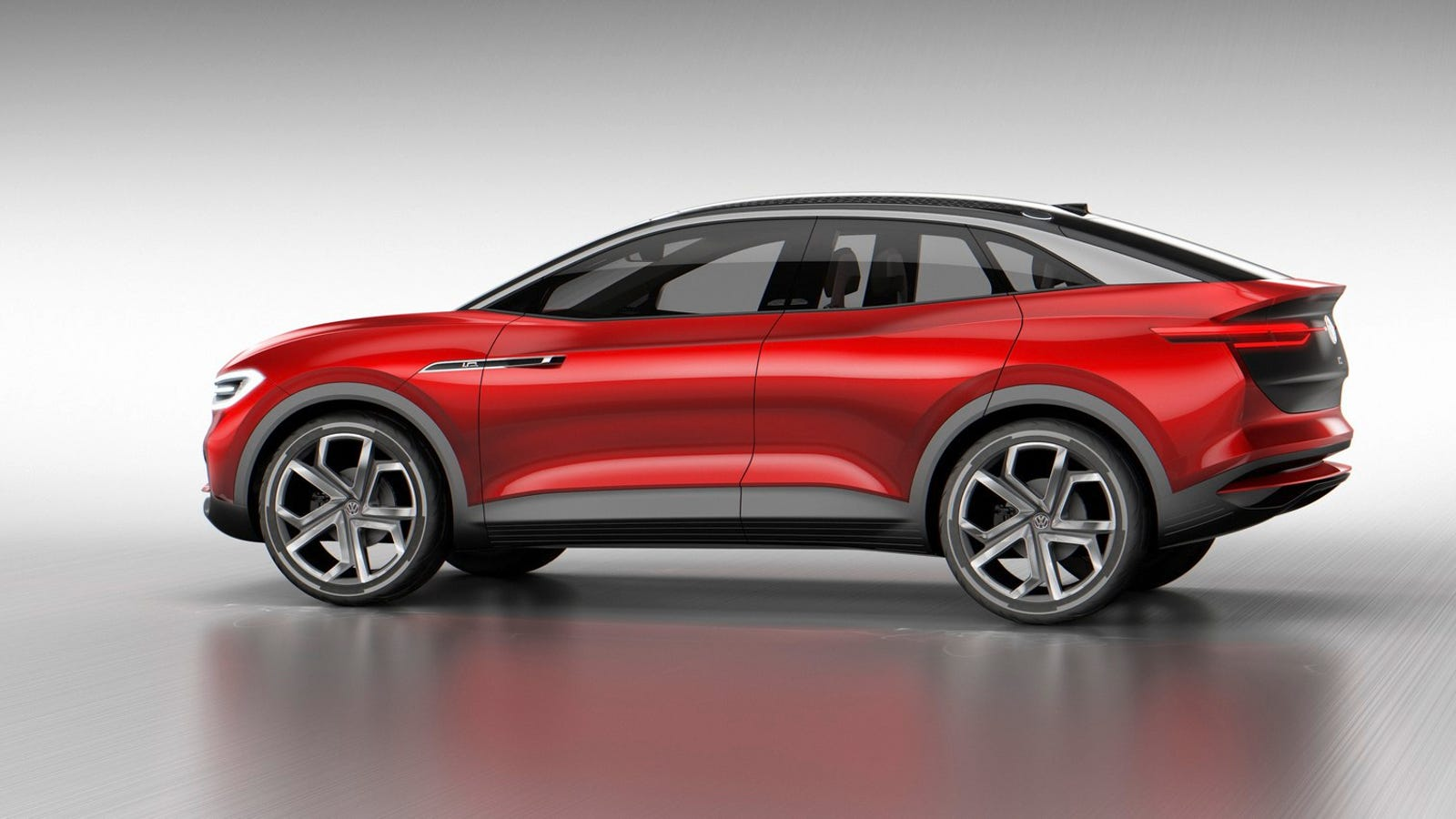 The Volkswagen I.D. Crozz II Is VW's Electric Crossover Future