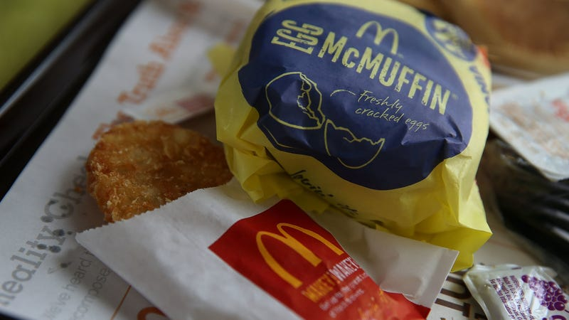 Illustration for article titled McDonald's puts Sausage McMuffin dinners in jeopardy