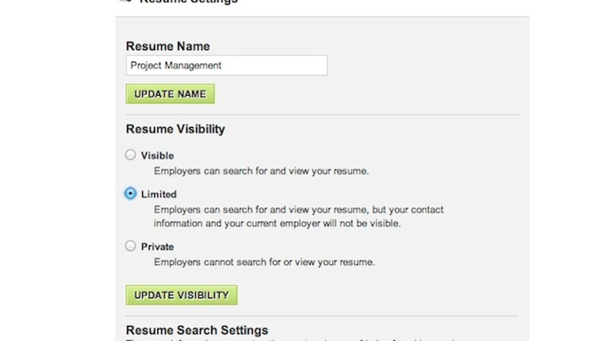 Lifehacker  Resume Search For Employers