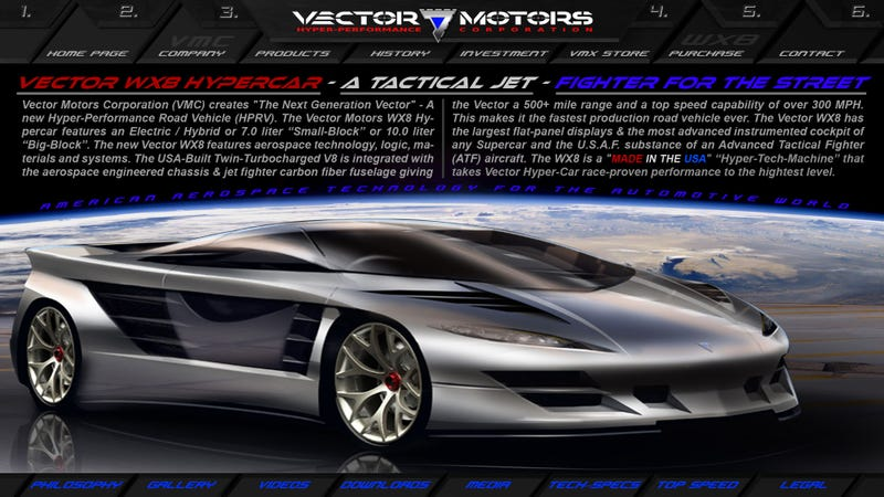 Illustration for article titled I like the approach of Vector Motors