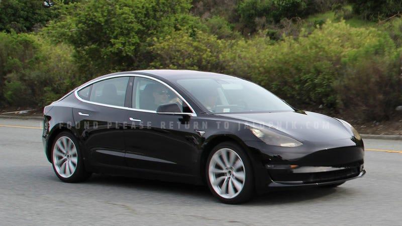 Tesla model 3 zero to 60