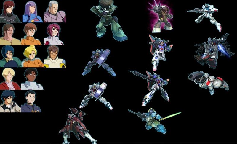 Illustration for article titled Gundam Extreme VS Full Boost officially released!! SHOTOCLONES INBOUND