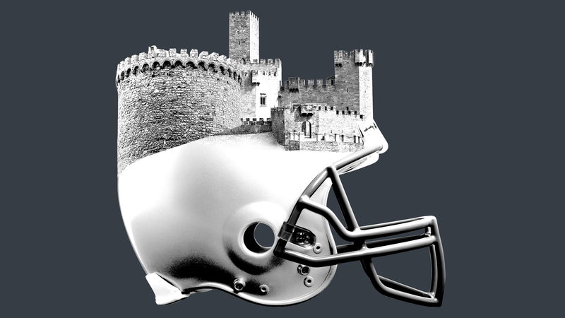 Illustration for article titled Why Antonio Brown Needs His Helmet