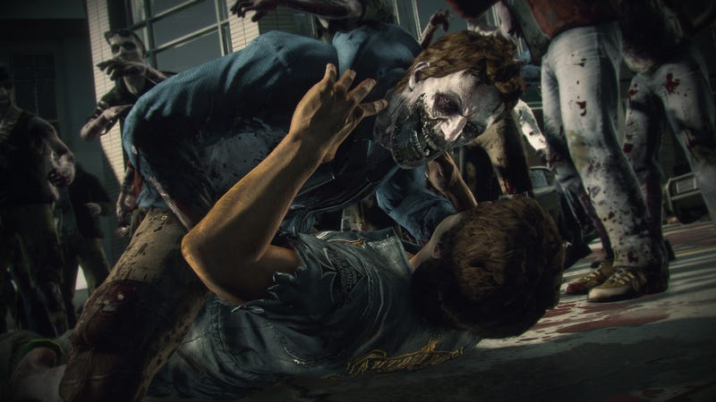 Illustration for article titled Dead Rising 3 Explores A Grittier Sort Of Zombie Apocalypse