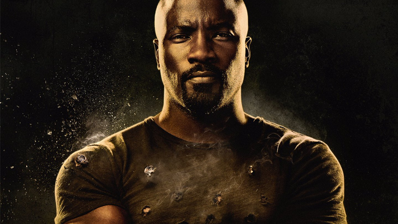 Illustration for article titled The Latest Casualty of Luke Cage: This T-Shirt