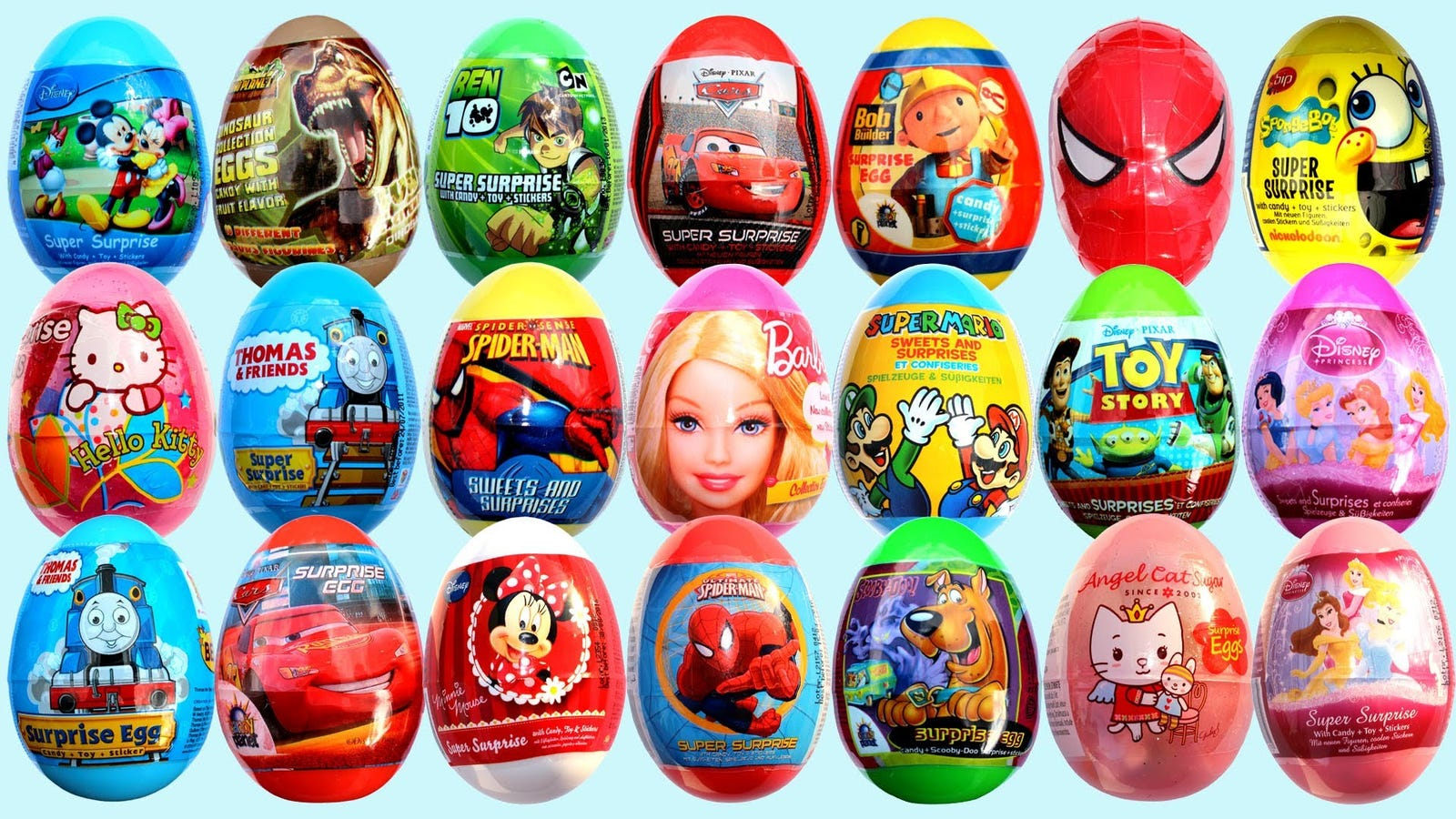 Smile Toys And Joys : Why your kid s brain is hooked on surprise egg and slime