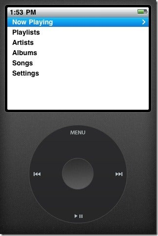 Illustration for article titled iClassic App Lets You Revist the Good Old Days of Click Wheel iPods