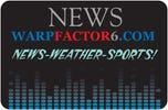 warpfactor6NEWS logo