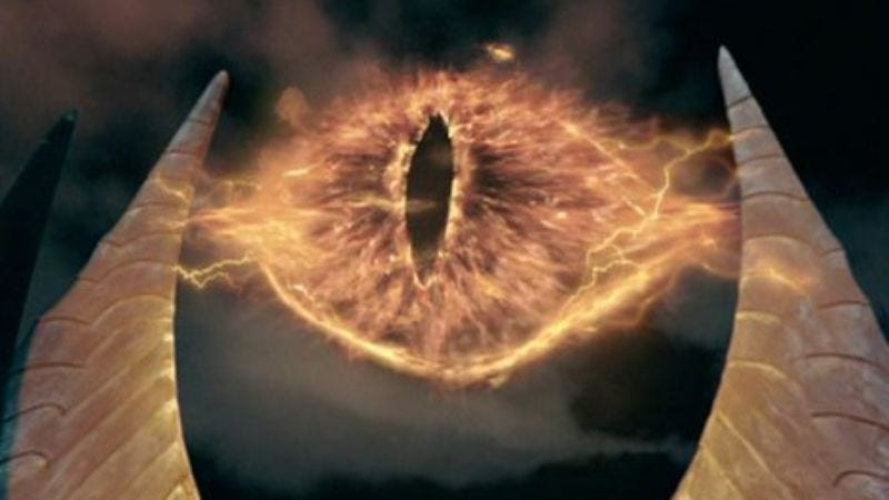 Illustration for article titled Russian Orthodox Church shuts down plans for a real Eye Of Sauron in Moscow