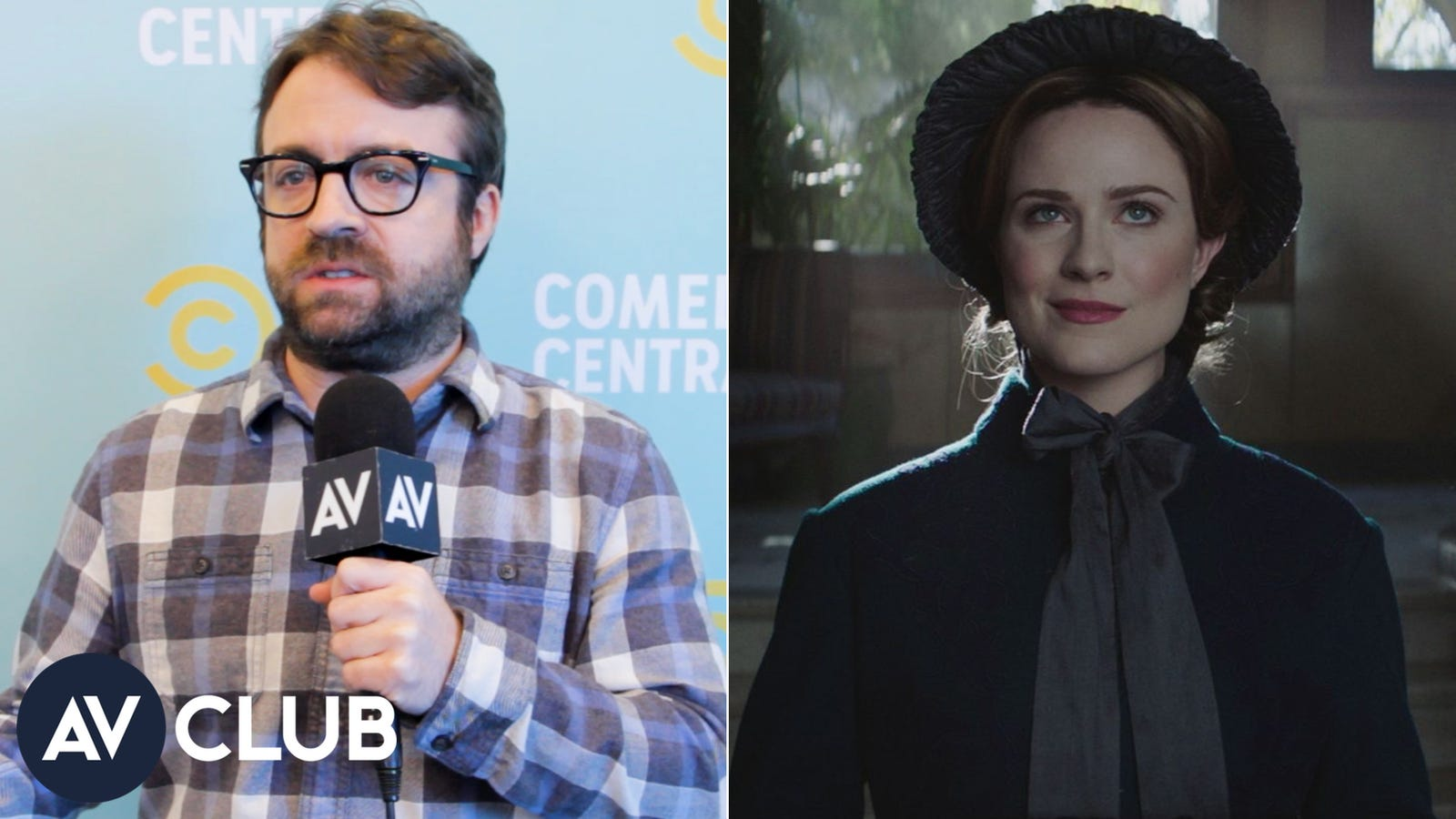 Derek Waters on the new season ofDrunk History and the brilliance of Evan Rachel Wood