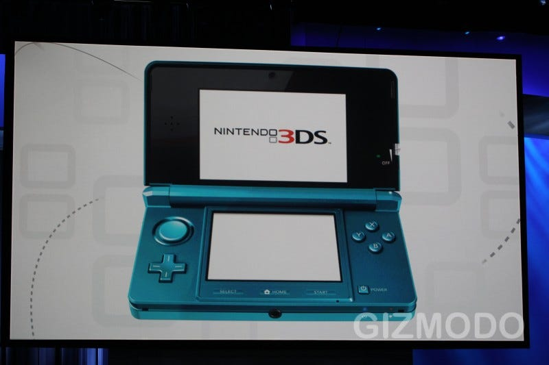 Illustration for article titled What Is the Nintendo 3DS?
