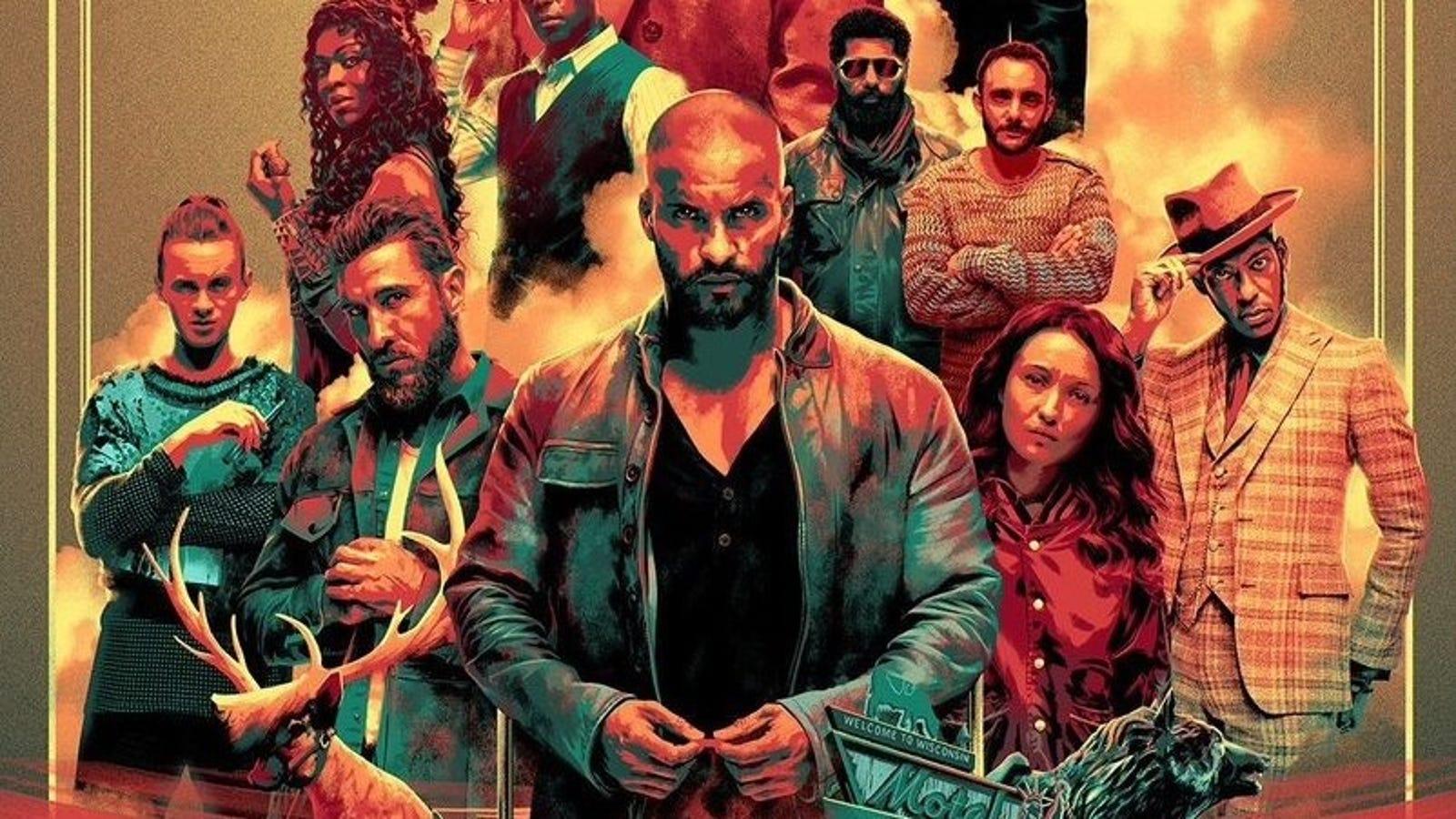 American Gods' Second Season Will Finally Arrive in March