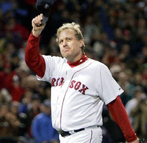 Illustration for article titled Curt Schilling's Doctor Thinks Boston Could Use Another Arm Right Now