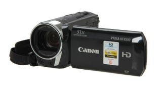 Illustration for article titled Record Your Favorite Events with this $140 Canon HD Camcorder