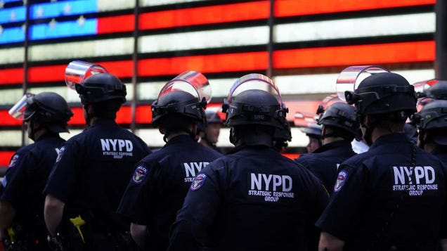 Did the NYPD Try to Scrub References to Police Brutality From Its Wikipedia Page?