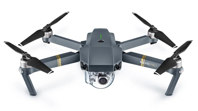 DJI contesta a GoPro con un poderoso dron