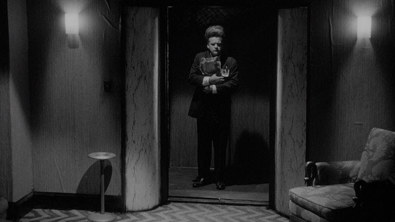 Illustration for article titled David Lynch's Eraserhead remains one of cinema's most unsettling nightmares