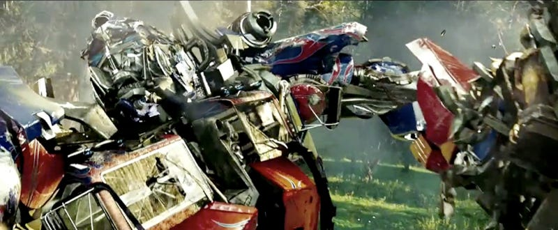 Illustration for article titled Transformers 2 Trailer Goes Live Ahead Of Super Bowl