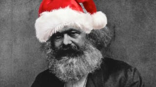 """Illustration for article titled That Time the NSA Wrote """"A Communist Christmas Carol"""""""