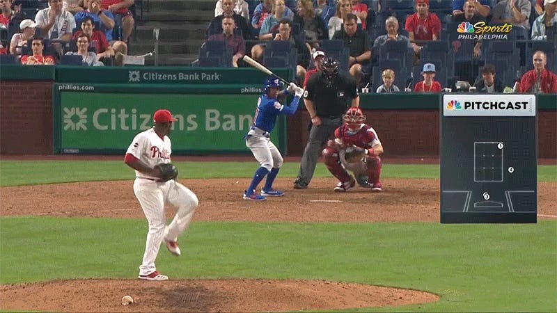 The Cubs Were Screwed By The Worst Strike Three Call Of The Season, Maybe Of All Time