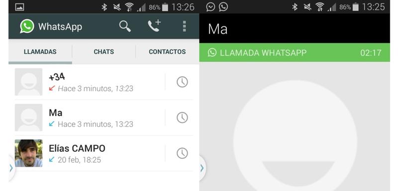 Illustration for article titled Cómo activar y cómo funcionan las nuevas llamadas de voz en WhatsApp