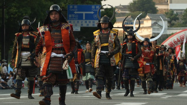 Netflix orders Game Of Thrones-esque samurai docu-drama