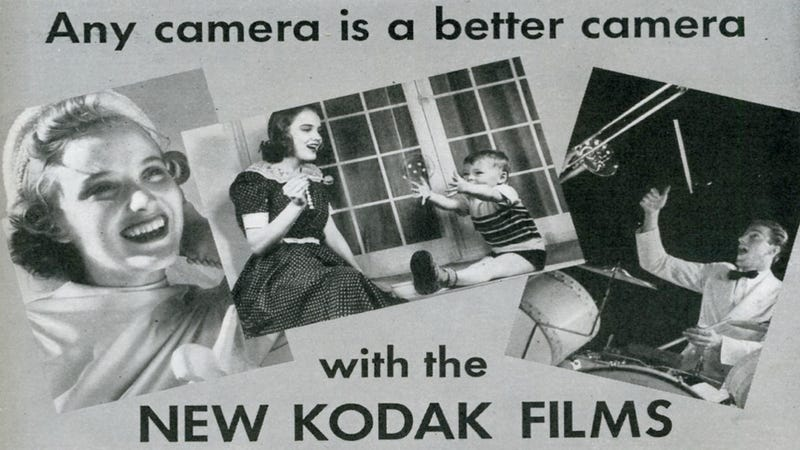 Illustration for article titled Kodak Is Worth Less than Tumblr