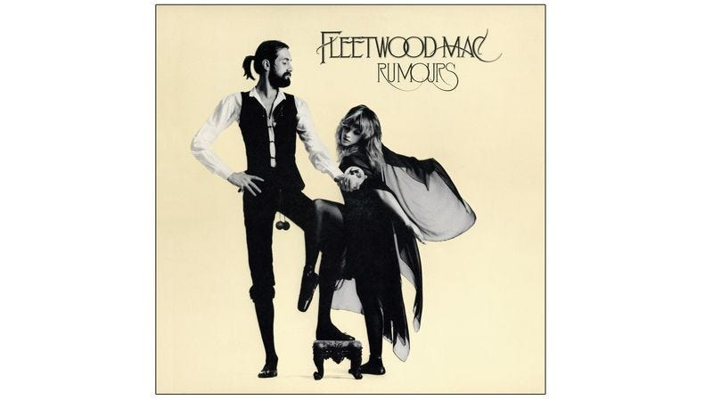 Illustration for article titled Album That Has Nothing On Fleetwood Mac's 'Rumours' Wins Grammy Award