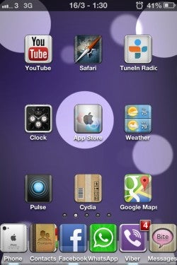 Home Layout App iphone home screen app layout - home decor ideas