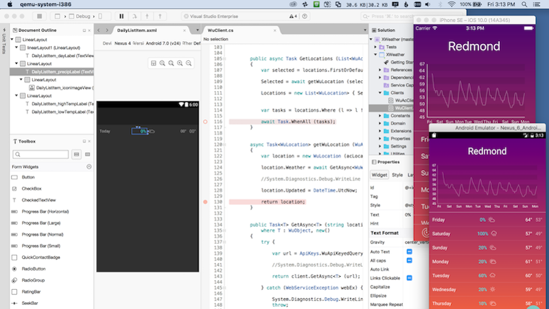 Microsoft's Visual Studio Launches on Mac