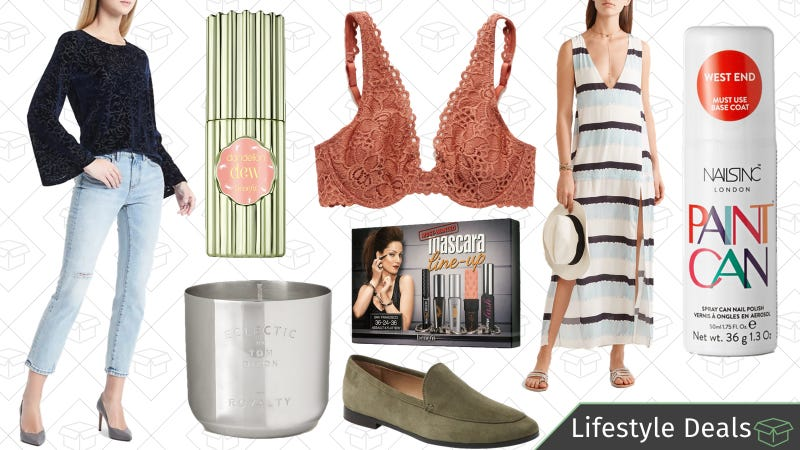 Illustration for article titled Thursday's Best Lifestyle Deals: Net-a-Porter, Benefit Cosmetics, Aerie, and More