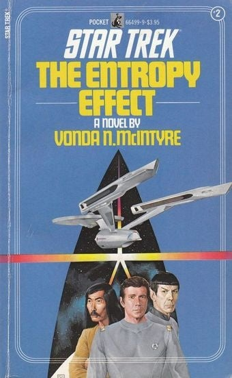 Illustration for article titled How one of the first Star Trek novels was written