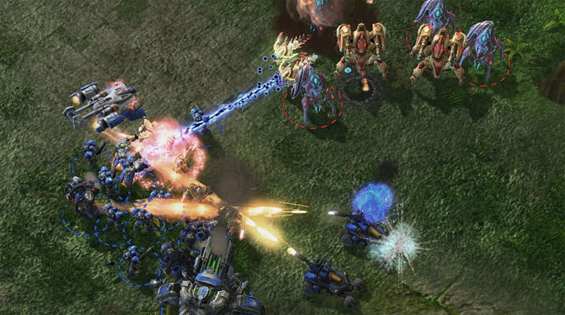 Illustration for article titled It's Time For New Starcraft II Screens