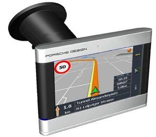 Illustration for article titled Porsche Navigon P9611 GPS: Ooo La La